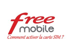 activer carte sim free mobile
